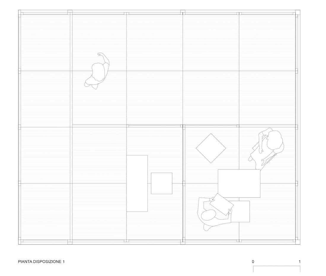 Corsaro Architetti progetto Padiglione fiera 09