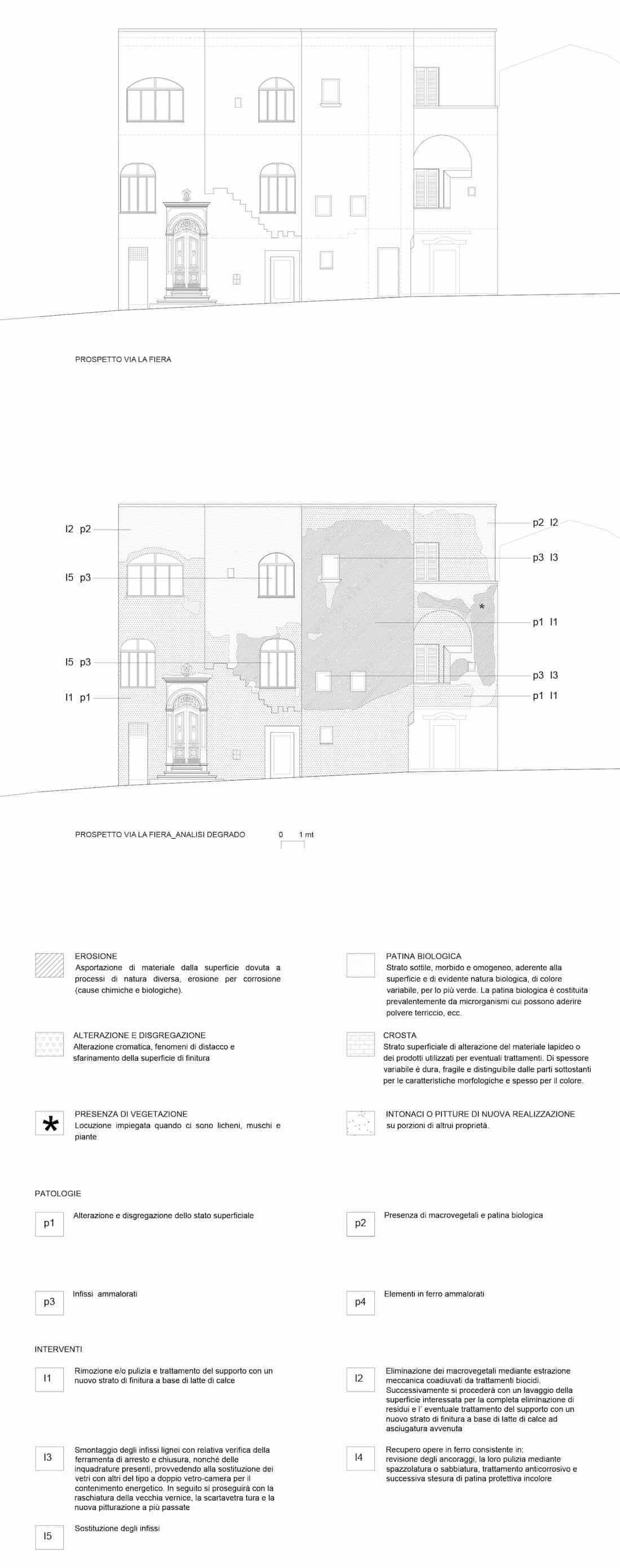 Corsaro Architetti progetto Palazzo Lagravinese 13