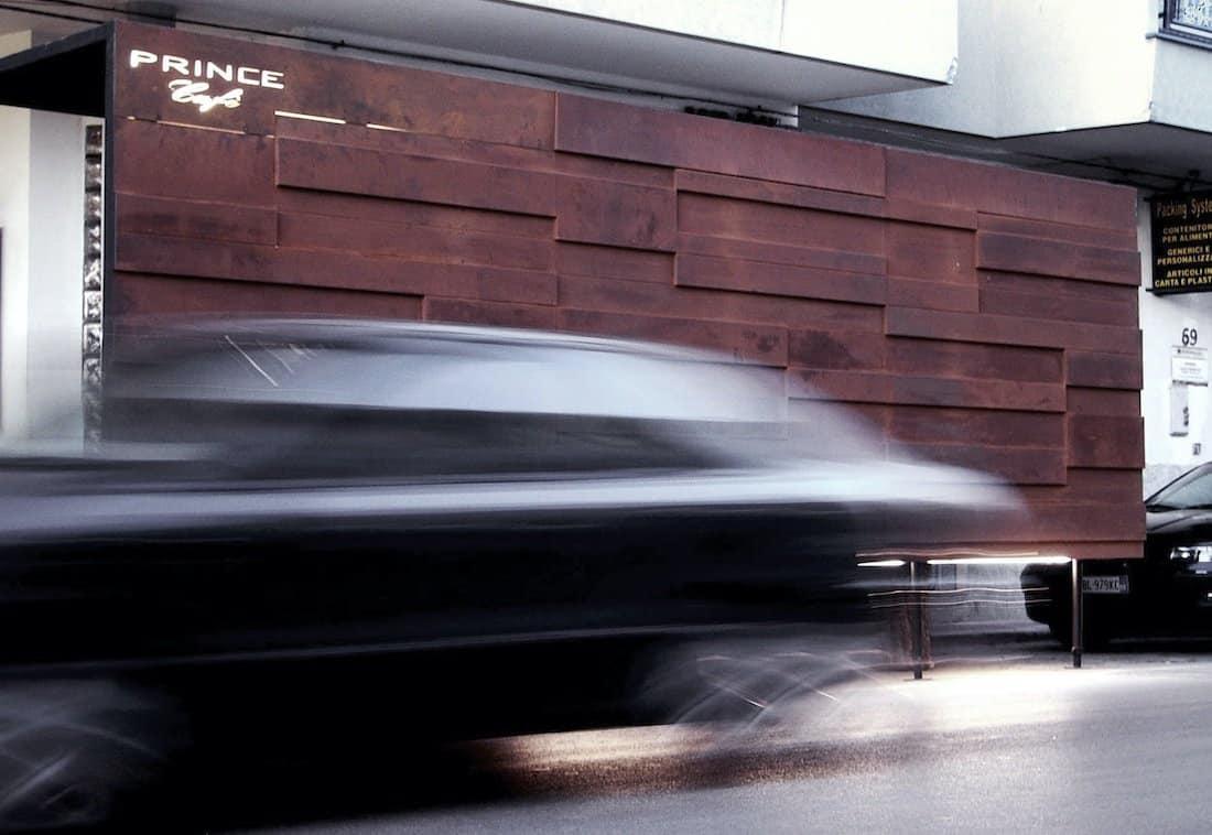 Corsaro Architetti progetto Prince cafè 01