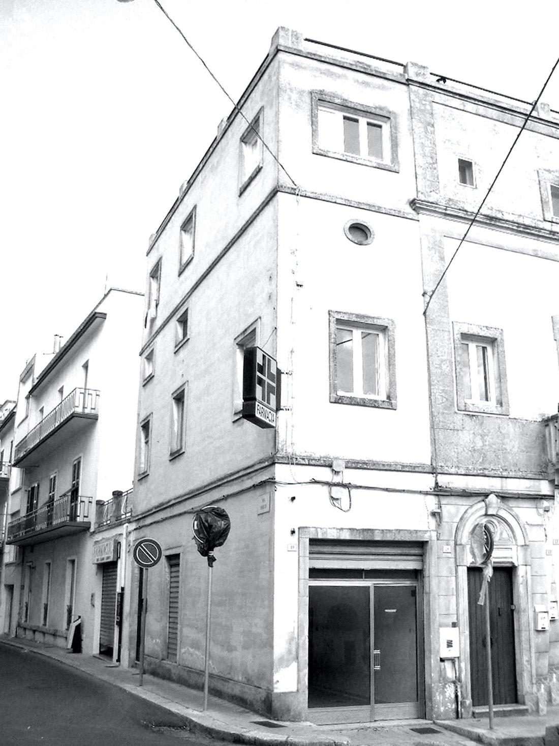 Corsaro Architetti progetto Ufficio privato 05
