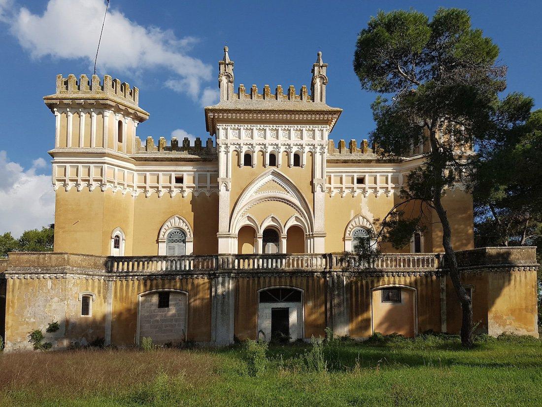 Corsaro Architetti progetto Villa Martini-Carissimo 01