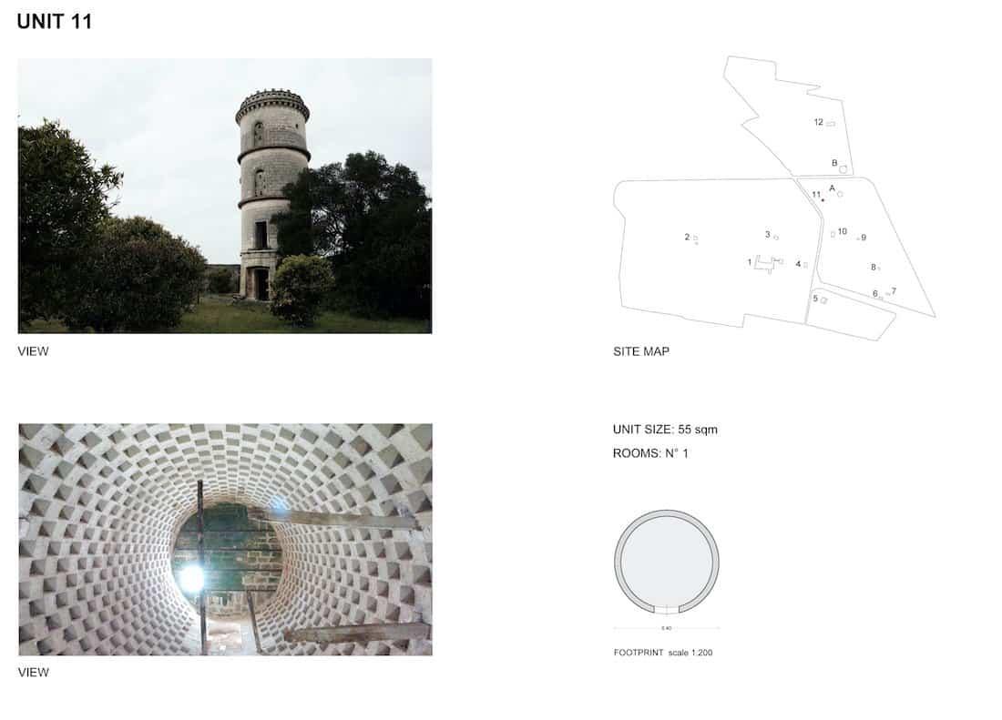 Corsaro Architetti progetto Villa Martini-Carissimo 14